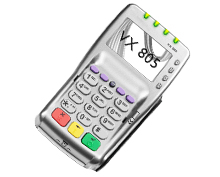 VX805 PIN Pad